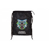 Funky Trunks Primal Predator Geo Mesh Gear Bag