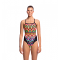 Funkita Go Safari Ladies Single Strap One Piece