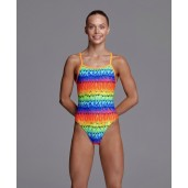 Funkita Wing It Girls Strapped In One Piece