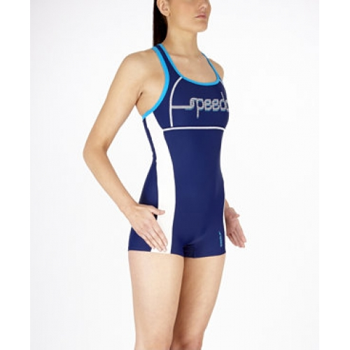 Legsuit Swimwear With Bust Support