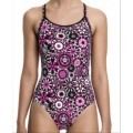 Funkita Petals of Paris Ladies Diamond Back One Piece