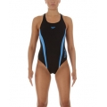 Speedo Sleek Blue Racerback