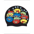 Fraggle Printed Silicone Hat
