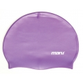 Silicone Swim Hat - Various Solid Colours